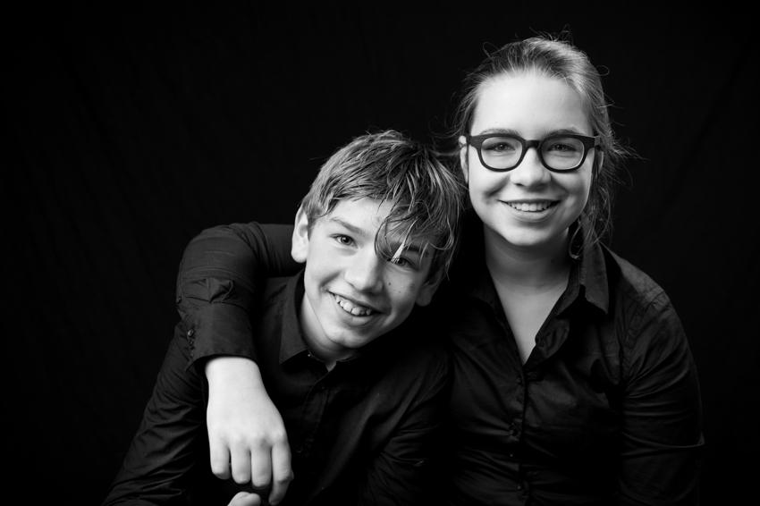 familieportret door Lucy Lambriex