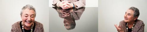 Portretfotografie tijdens interview, Lucy Lambriex, Zie Binnenzijde
